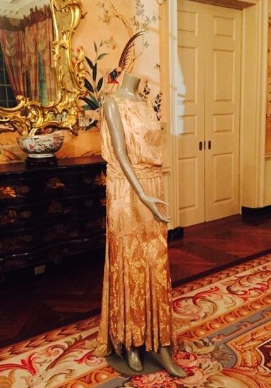 peach-gold-gown-sarah-frances-grant-slaton-1928