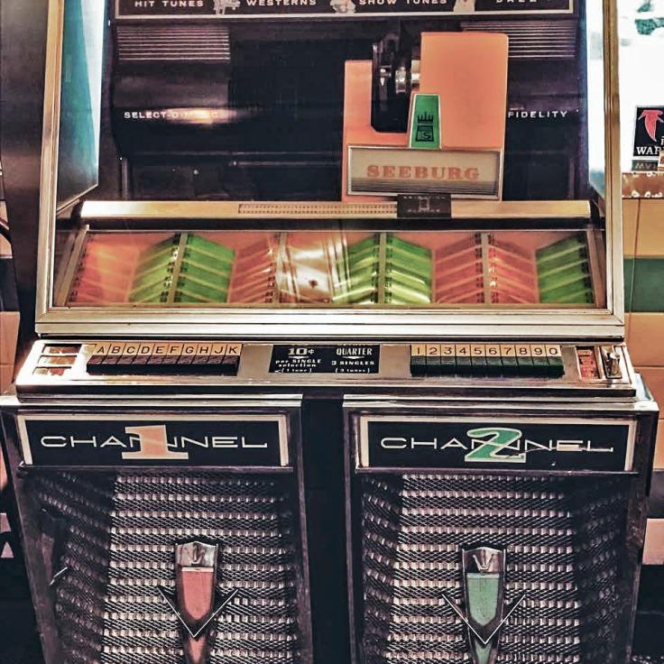 29 Diner Jukebox